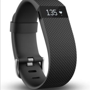 Accessories - Black Small FitBit Charge HR
